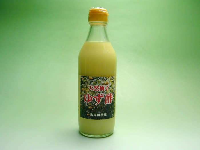 天然ゆず果汁